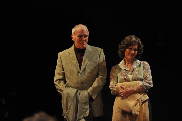 Ian McElhinney, Diana Hardcastle