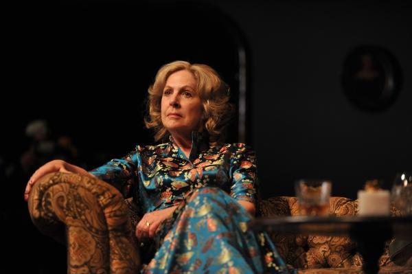 Penelope Wilton at Almeida Theatre's A DELICATE BALANCE