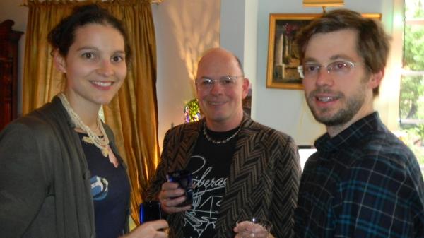 Stacey Ornstein, Christopher Tanner, David Hancock Turner