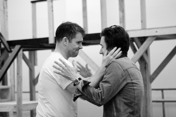 Photo Flash: In Rehearsal with the Public's MEASURE FOR MEASURE