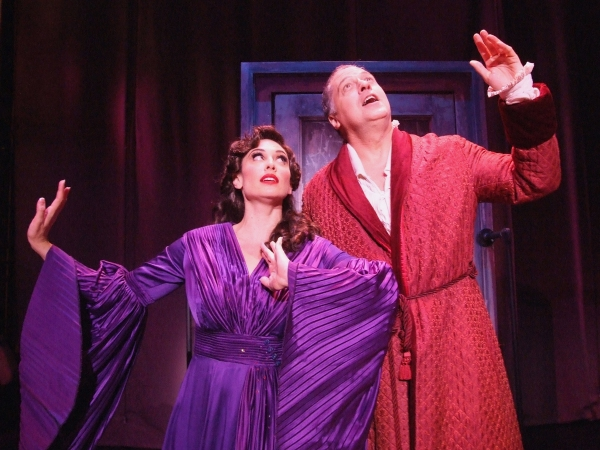 Photo Flash: First Look at RTC's KISS ME KATE!