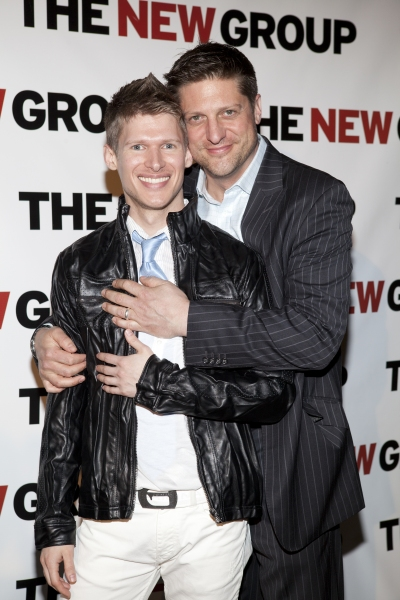 Photos: The New Group Honors Shawn & Wistow