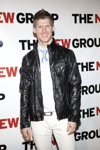 Photo Coverage: The New Group Honors Shawn & Wistow