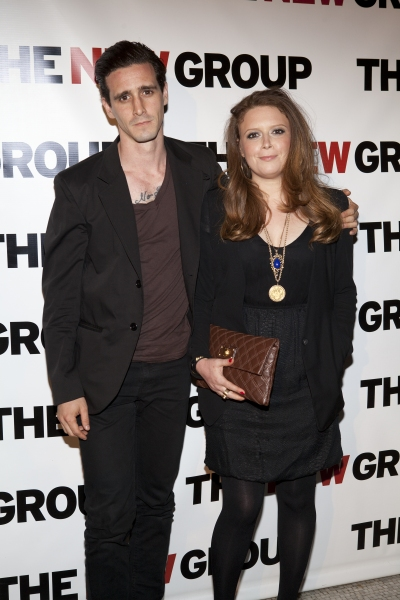James Ransone and Natasha Lyonne