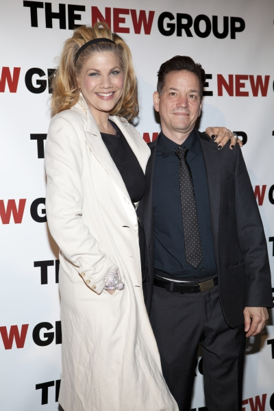 Kristen Johnston and Frank Whaley