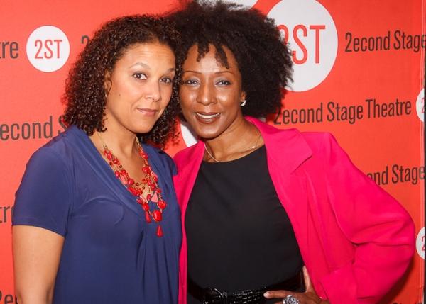 Linda Powell and Harriett D. Foy