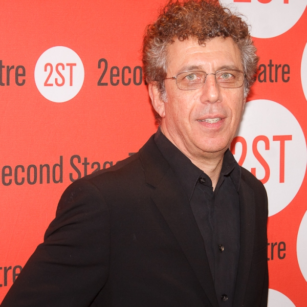 Eric Bogosian at Opening Night of Lynn Nottage's BY THE WAY, MEET VERA STARK