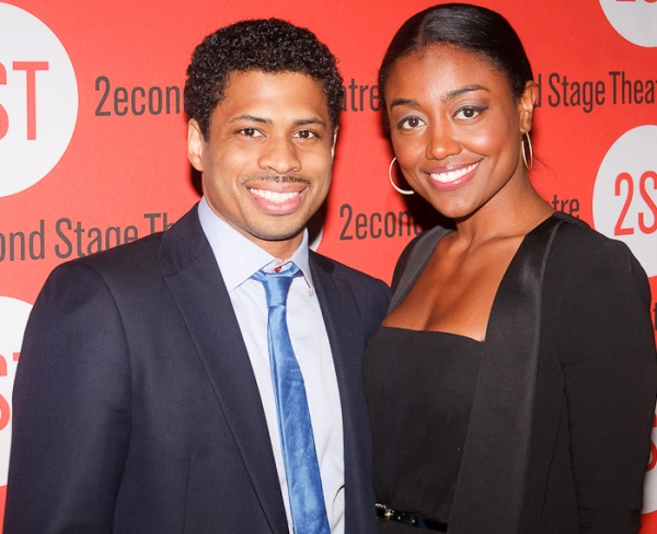Chestor Gregory and Patina Miller