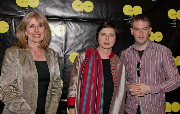 Photo Coverage: ISABELLA ROSSELLINI at The Gold Coast International Film Festival