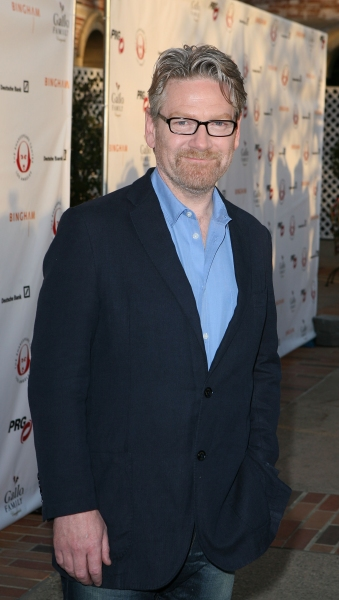 Kenneth Branagh at SCLA's MERRY WIVES OF WINDSOR Reading!