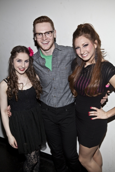Robyn Michelle Frank, Joe Orgen and Amanda Braun