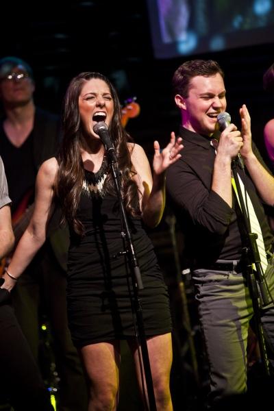 Carly Grayson and Nick Sanza Photo