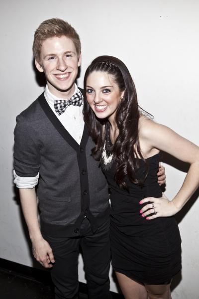 Charlie Franklin and Carly Grayson Photo