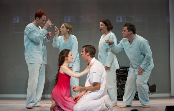 Photo Coverage: SLEEPING BEAUTY WAKES Plays McCarter Theatre