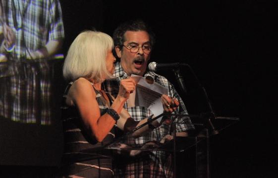 Helen Baldassare and Jay Rogers