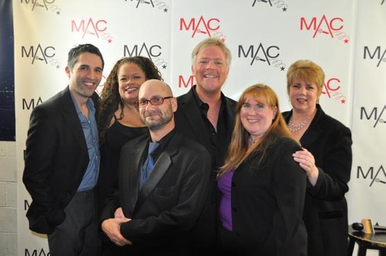 Ben Cherry, Natalie Douglas, Miles Phillips, Daryl Glenn, Karen Mack and Sue Matsuki Photo