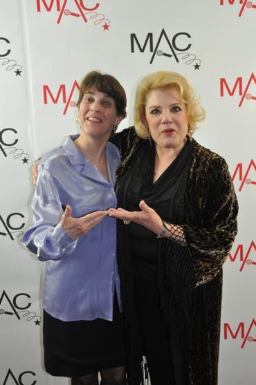 Mary Liz McNamara and Sharon McNight