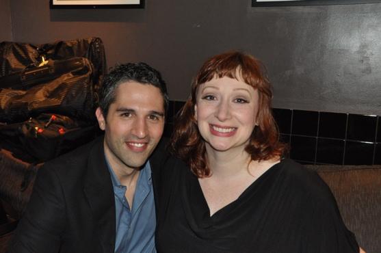 Ben Cherry and Lorinda Lisitza Photo