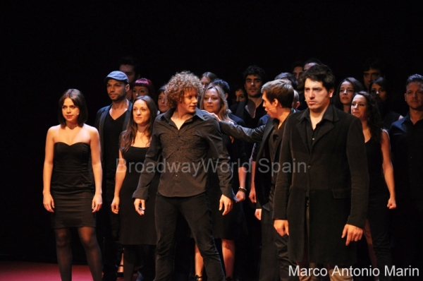 Lidia Fairen, Paco Arrojo, Ruth Calvo, Daniel Diges, Edgar, Ignasi Vidal y Xenia Garc Photo