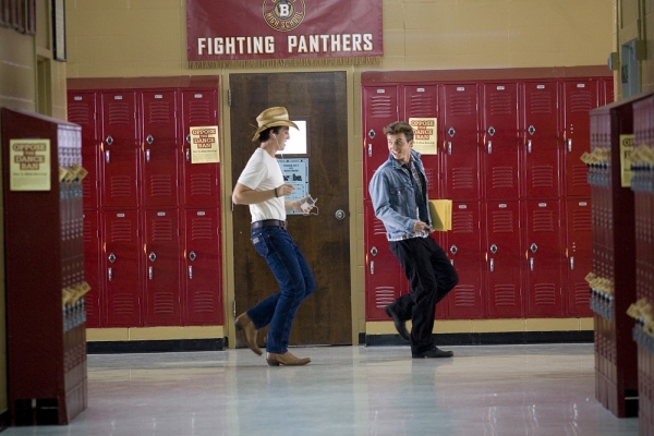 Photo Flash: First Look at the New FOOTLOOSE Film!