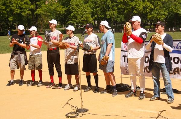 Will Swenson, Mitch Jarvis, Ryan Jesse, Dominic Scaglione, Chad Kimball, Darren Ritch Photo