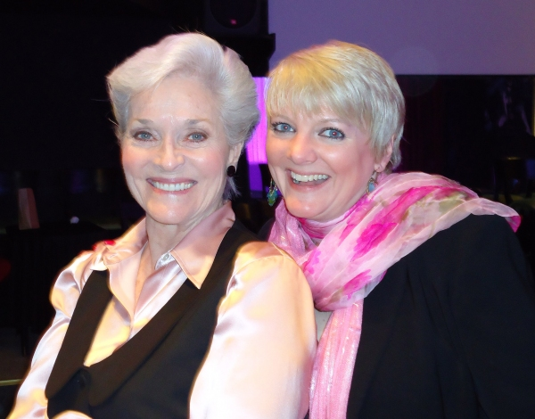 Lee Meriwether & Alison Arngrim