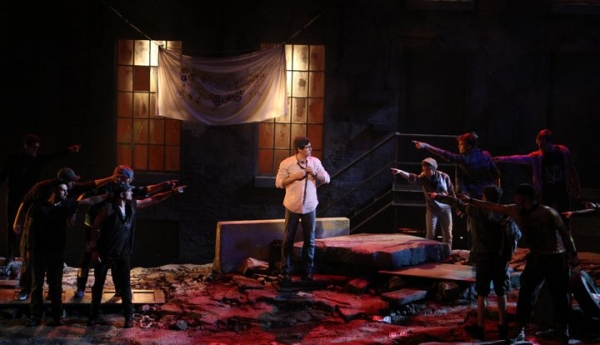 Photo Flash: Brian Yorkey's JESUS CHRIST SUPERSTAR at Village Theatre!