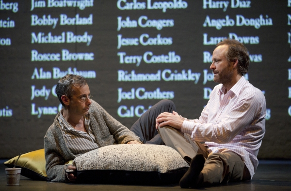 BWW EXCLUSIVE: 2011 Tony Award Interview with John Benjamin Hickey