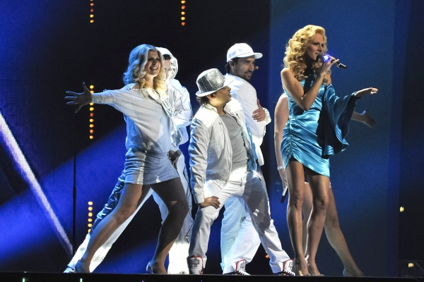 Photo Flash: Eurovision Song Contest  Final Dress Rehearsal