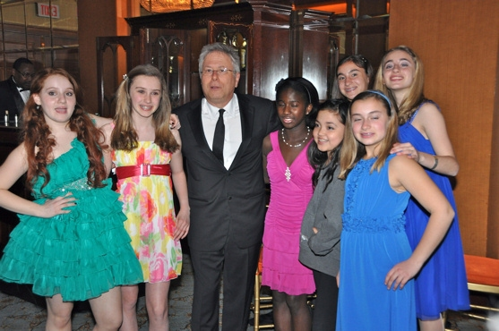 Photo Coverage: Laura Benanti & Paper Mill Playhouse Honor Alan Menken