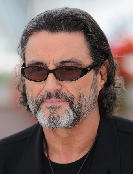 Ian McShane  at 'Pirates of the Caribbean: On Stranger Tides' Premieres at Cannes