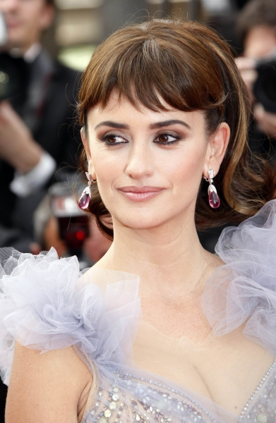 May 15, 2011 - Cannes, France -  CANNES, FRANCE - MAY 14:   Penelope Cruz attends the ''Pirates of the Caribbean: On Stranger Tides'' Premiere during the 64th Annual Cannes Film Festival at Palais des Festivals on May 14, 2011 in Cannes, France. (Credit I
