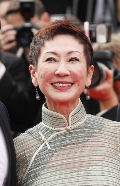 May 15, 2011 - Cannes, France -  CANNES, FRANCE - MAY 14:   Nansun Shi attends the ''Pirates of the Caribbean: On Stranger Tides'' premiere at the Palais des Festivals during the 64th Cannes Film Festival on May 14, 2011 in Cannes, France. (Credit Image: