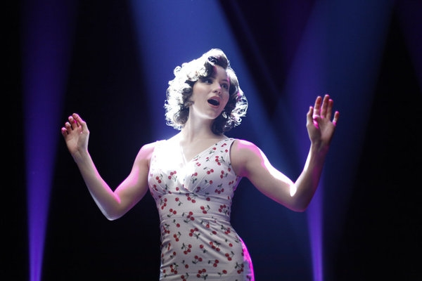 Photo Flash: First Look at NBC's Broadway-filled SMASH!