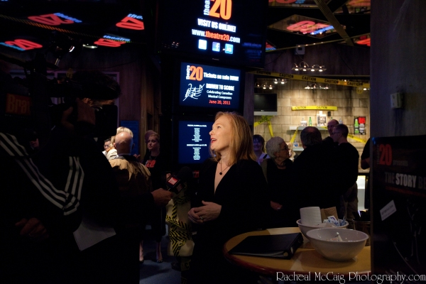 Photo Coverage: The Story Begins - Theatre 20's First Concert