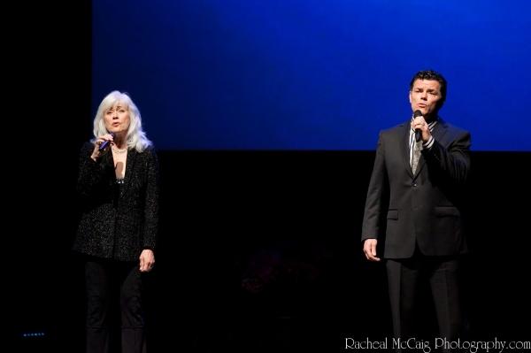 Louise Pitre and Joe Matheson