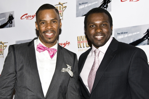 Photo Coverage: Radcliffe, Foster & More at the 2011 Fred & Adele Astaire Awards
