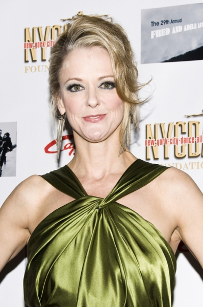 Angie Schworer  at Radcliffe, Foster & More at the 2011 Fred & Adele Astaire Awards