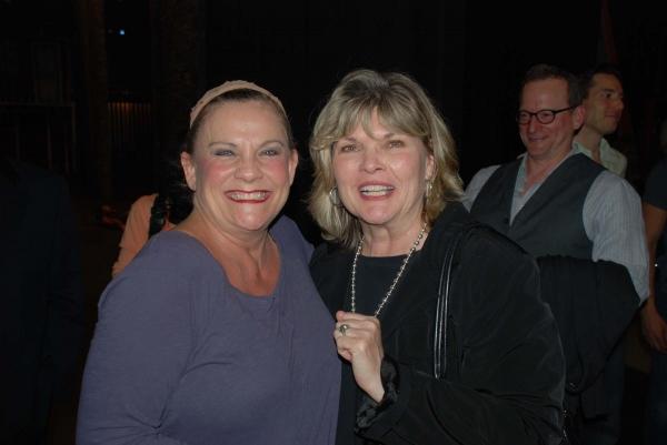 Kim Zimmer, Debra Monk Photo