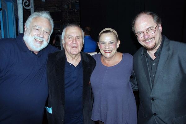 Ed Dixon, John Kandor, Kim Zimmer, Rupert Holmes Photo