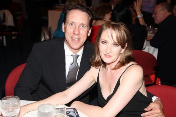 Jess Draper,  Astaire Awards Associate Producer Bronwen Carson
