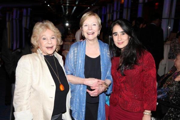 Elisa Stein, Ava Astaire McKenzie, Jenny Lyn Bader
