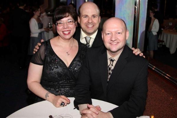 Danielle Giorgetti, Terry Newberry, Travis Fritsche