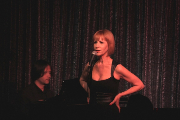 Photo Coverage: Greene, Tartaglia, & More at May Day Cabaret!