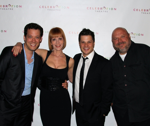 John Tartaglia, Ellen Greene, Mark Shunock and Kevin Chamberlin