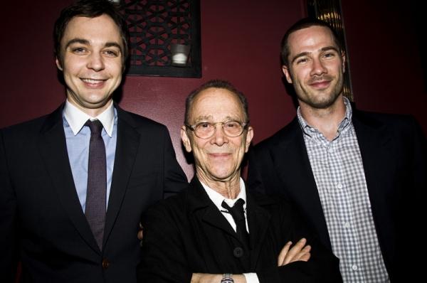 Jim Parsons, Joel Grey & Luke Macfarlane