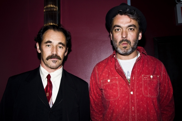 Mark Rylance & Jez Butterworth