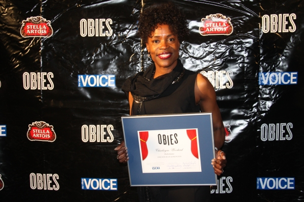 Photo Coverage: CHAD DIETY, Hawke, Abraham & More Win Big at Obie Awards!