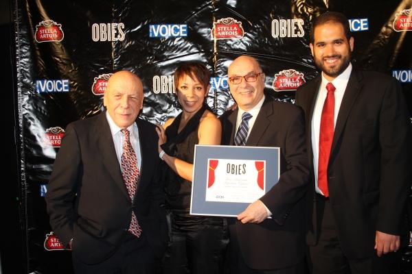 Rene' Buch, Selenis Leyva, Robert Federico and Jose Cruz