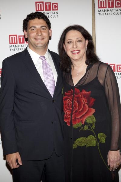 Jonathan Shechtman and Lynne Meadow